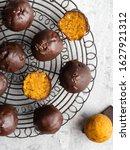 Carrot Energy Balls  Bliss...