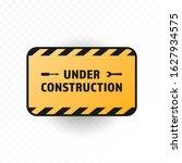 under construction symbol....