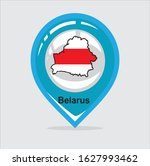 the symbol of the belarus... | Shutterstock .eps vector #1627993462