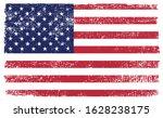 grunge usa flag.vector american ... | Shutterstock .eps vector #1628238175