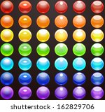 3d,abstract,atom,ball,balloon,blank,bright,bubble,button,circle,clear,collection,color,cool,crystal