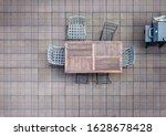 aerial birds eye view of...   Shutterstock . vector #1628678428