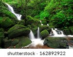 Greenness Waterfall Of Phu Soi...