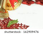 merry christmas background | Shutterstock . vector #162909476