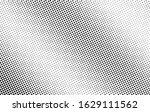 black and white vector halftone....   Shutterstock .eps vector #1629111562
