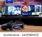Uk  Jan 2020  Sony Dualshock 4...
