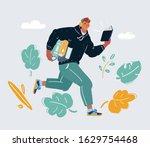 cartoon vector illustration of... | Shutterstock .eps vector #1629754468