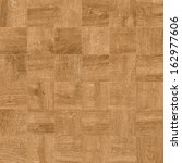 texture of fine brown parquet ...   Shutterstock . vector #162977606