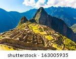 Mysterious City   Machu Picchu  ...