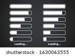 loading or progress bars set....