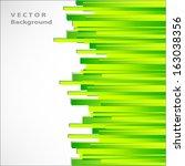 abstract vector background | Shutterstock .eps vector #163038356