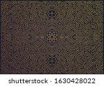 vector abstract golden... | Shutterstock .eps vector #1630428022