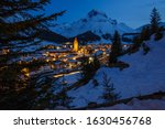 View Of Lech Am Arlberg At...