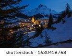 View Of Lech Am Arlberg At...