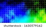 light blue  green vector... | Shutterstock .eps vector #1630579162