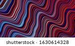 light blue  red vector backdrop ...