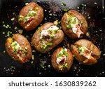 Baked Potato  Baked Potatoes...