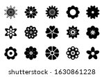 illustration isolated floral... | Shutterstock . vector #1630861228