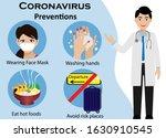 coronavirus  covid 19... | Shutterstock .eps vector #1630910545