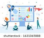 internet applications startup ...   Shutterstock .eps vector #1631065888
