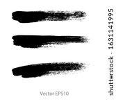 brush strokes watercolor...   Shutterstock .eps vector #1631141995