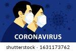 coronavirus in china. novel... | Shutterstock .eps vector #1631173762