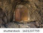 Old Gold Mine Underground...