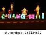chiang mai thailand november 15 ... | Shutterstock . vector #163134632