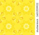 beautiful branches elegant... | Shutterstock .eps vector #1631559922