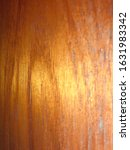 Small photo of Teak wood Thailand Grain/Texture: Grain is straight, though it can occasionally be wavy or interlocked. Coarse, uneven texture and moderate to low natural luster. Raw, unfinished wood surfaces have