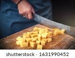 Dutch Cheese At Farmers...