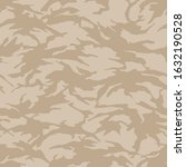 seamless camouflage pattern....   Shutterstock .eps vector #1632190528