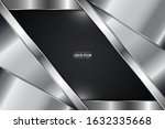 metal technology background... | Shutterstock .eps vector #1632335668