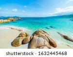 Gorgeous Tropical Beach...