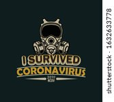 I Survived Corona Virus New...