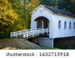 Ritner Creek Covered Bridge...