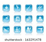 mafia and organized criminality ... | Shutterstock .eps vector #163291478