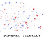 american patriot day stars... | Shutterstock .eps vector #1632953275