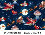 Christmas In Space.seamless...