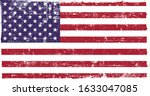 flag of the united states of... | Shutterstock .eps vector #1633047085