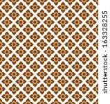 line thai art pattern vector... | Shutterstock .eps vector #163328255