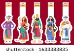 Bookmarks With Heroes Book Of...