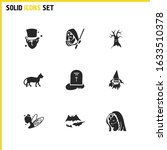 feast icons set with...