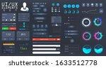 big set ui  ux  kit for web...