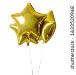 a bunch of  golden stars for...   Shutterstock . vector #1633520968