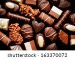 Assorted Chocolate Pralines