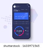 savings tracker concept ui  ux  ...