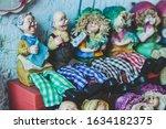 Grandma And Grandpa Dolls...