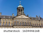 Royal Palace Amsterdam On The...