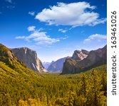 Yosemite El Capitan And Half...